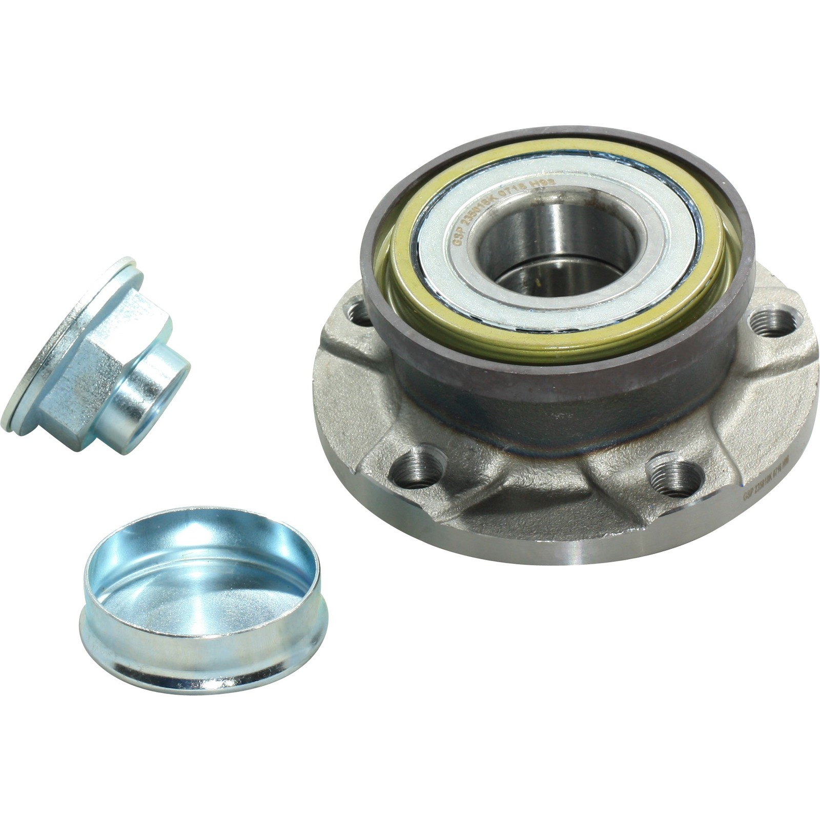 ONE REAR WHEEL BEARING & HUB FOR ALFA ROMEO 147 2002-04
