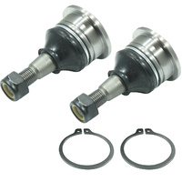 2 x Upper Ball joint for Toyota Hilux KUN16R KUN26R GGN25R GGN125R GGN126R 2005-2020