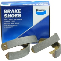 Bendix Rear Brake Shoe Set For Toyota Landcruiser Hzj75R Hzj79R