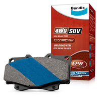 Bendix 4WD Front Brake Pads For Toyota Hilux 3.0D 4X4 Kun26R W/Out Vsc