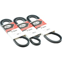 Gates Fan/Drive Belt Set For Ford Ranger Pj, Pk Mazda Bt50 Bt-50 Un Weat/Wlat 3.0L 2.5L Diesel