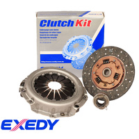 Exedy Clutch Kit For Subaru Forester Impreza Wrx Sti Legacy Liberty 2.0L Dohc Fjk-7123