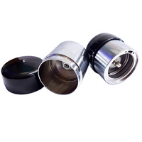 Stainless Steel Coated Trailer Wheel Bearing Buddy / Bearing Protector