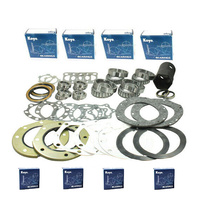 Swivel Hub & Wheel Bearing (Japanese) Rebuild Kit For Toyota Landcruiser BJ60R BJ61R 8/1980-8/1986