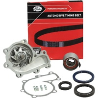 Timing Belt Kit & Water Pump For Mazda Bravo B2500 E2500 WL 2.5L WLAT 2.5L Turbo Diesel