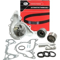 Timing Belt Kit+Hydraulic Tensioner+Water Pump For Mitsubishi Verada KE KF KH KJ KL KW Pajero NL 6G74 3.5L SOHC