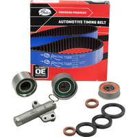 Timing Belt Kit + Hydraulic Tensioner For Mitsubishi Lancer Evolution II 2 Evolution III 3 4G63T 2.0L DOHC