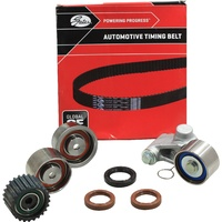 Timing Belt Kit For Subaru Liberty BE BP EJ25 EJ251 EJ252 2.5L SOHC Down Facing Thermostat
