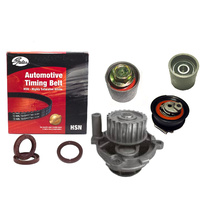 Timing Belt Kit & Water Pump For Audi A3 8P AXX BWA A4 B7 BWE BGB BUL 2.0L DOHC