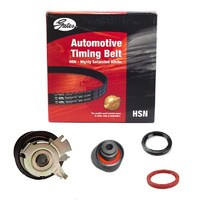 Timing Belt Kit For Volkswagen Citivan Transporter T5 Axb Axc Brr Brs 1.9L Td