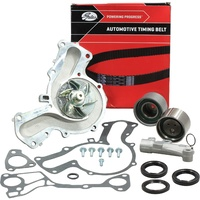 Timing Belt Kit+Hydraulic Tensioner+Water Pump  For Mitsubishi Triton ML 6G74 3.5L 3/2006-8/2009