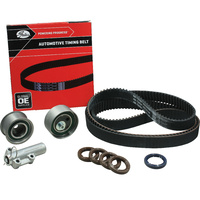 Timing Belt Kit with Hydraulic Tensioner for Audi A4 B5 2.4L Petrol AML ARJ ALF APS AGA APZ