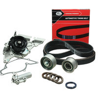 Timing Belt Kit with Hydraulic Tensioner and Water Pump for Audi A6 C5 2.4L Petrol AML ARJ ALF AGA APS BDV