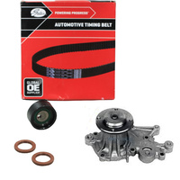 Timing Belt Kit+Water Pump For Holden Barina MB MF MH ML Drover G13A G13BA 1.3L SOHC