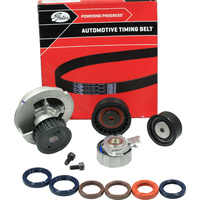 Timing Belt Kit+Water Pump For Holden Astra TS AH Barina XC Tigra XC X18XE Z18XE 1.8L DOHC