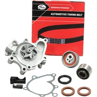 Timing Belt Kit & Water Pump For Ford Laser KN KQ Mazda 323 BJ Premacy CP FP FPDE 1.8L DOHC