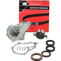 Timing Belt Kit & Water Pump For Toyota Supra MA61 Cressida MX73 Crown MS123 5M-GE 5MGE 2.8L DOHC