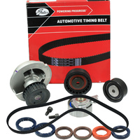 Timing Belt Kit+Water Pump+Drive Belt For Holden Astra TS AH Barina XC Tigra XC X18XE Z18XE DOHC