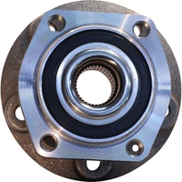 One Front Wheel Bearing & Hub For Volvo C70 FWD 1999-2004