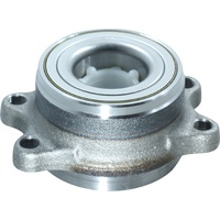 One Rear Wheel Bearing and Hub Flange For Subaru Outback Bh Bh9 Bhe 1998-2003