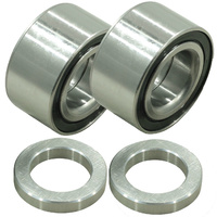 Two Front Wheel Bearing Kits for Alfa Romeo 33 Quattro, Monte Carlo 1985-1987