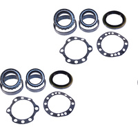 Two Rear Wheel Bearing Kits for Toyota Landcruiser VDJ76 VDJ78 VDJ79 VDJ200