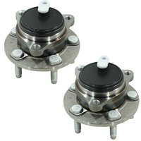 Two Front Wheel Bearing Hubs For Ford Falcon FG All Models Inc XR6 XR6T XR8 2008-On