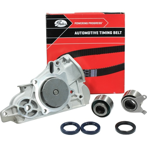 Timing Belt Kit & Water Pump For Ford Laser KN KQ Mazda 323 BJ ZM 1.6L DOHC